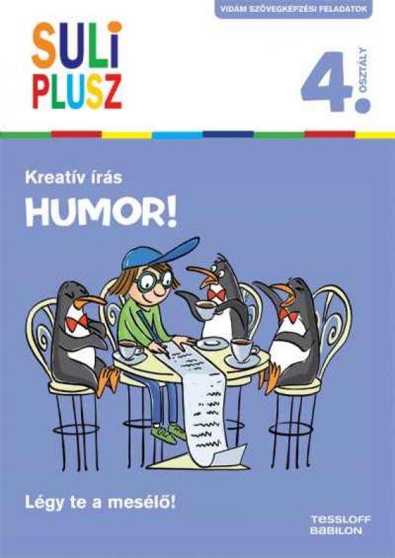 Kreatív írás - Humor!