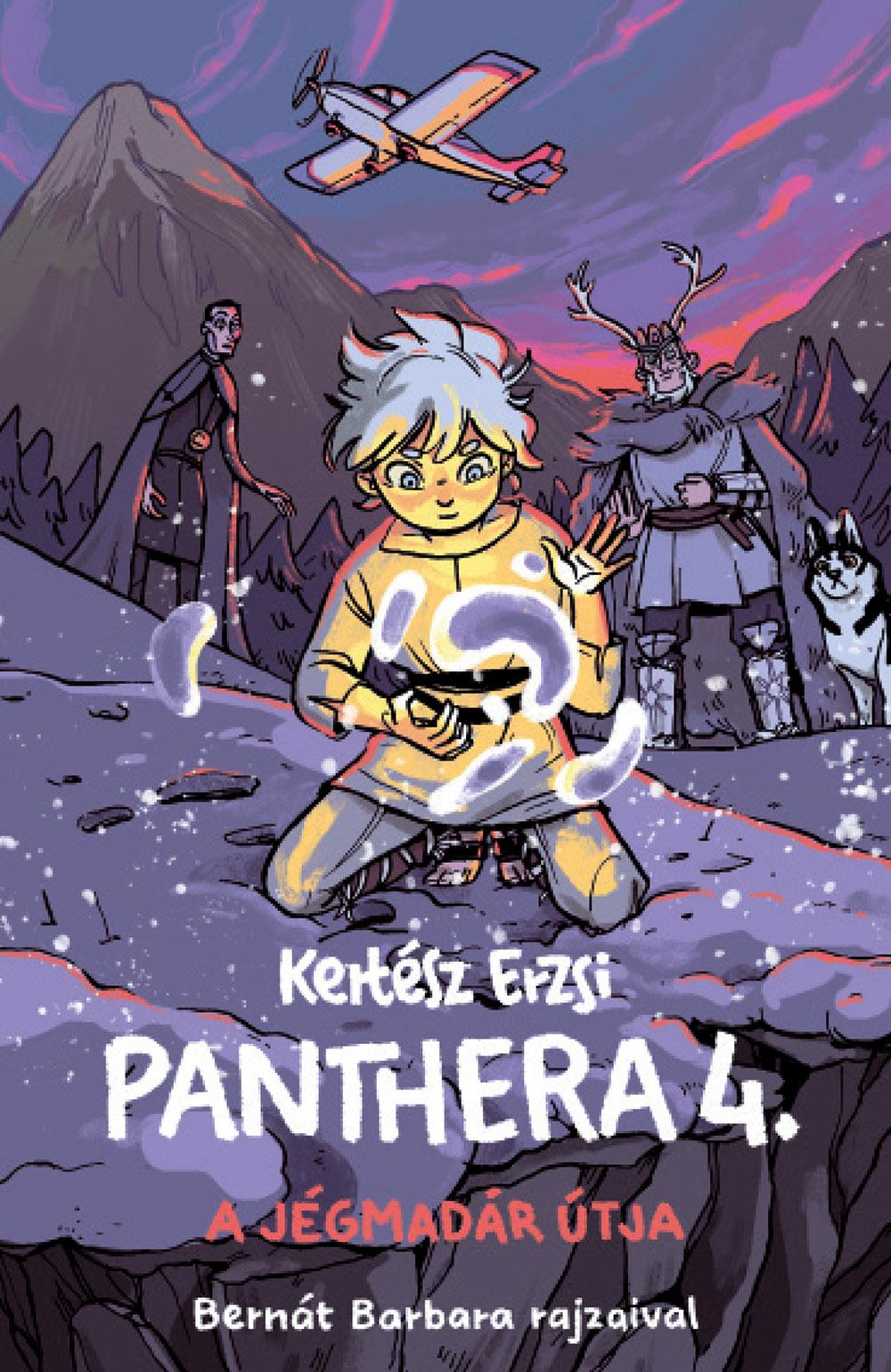 Panthera 4. A jégmadár útja
