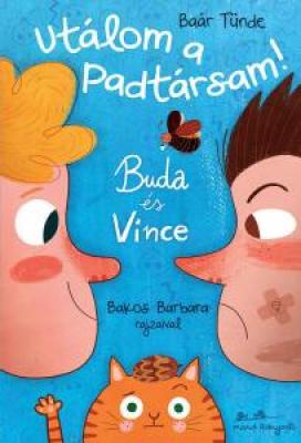 Utálom a padtársam - Buda és Vince 1.