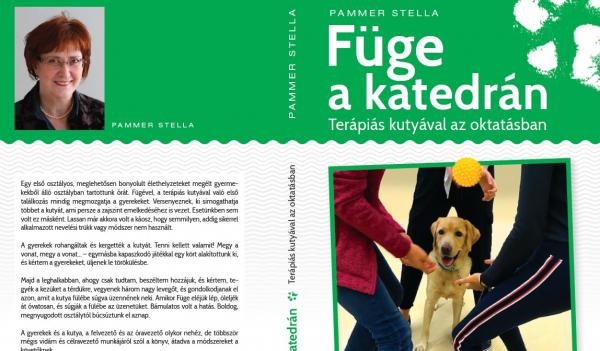 Füge a katedrán - Terápiás kutyával az oktatásban
