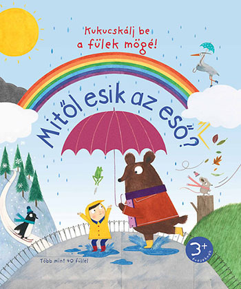 Mitől esik az eső? - Kukucskálj be a fülek mögé - Kukucskálj be a fülek mögé!