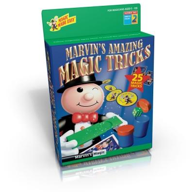 Marvin hihetetlen bűvésztrükkjei 2.