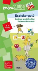 Számtalan fejtörő 3. osztály - Matematikai gondolkodást fejlesztő feladatok - LDI549 - miniLÜK