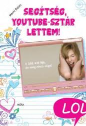Segítség, Youtube-sztár lettem - LOL könyvek