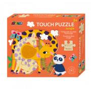 Tapintós puzzle - Állatok