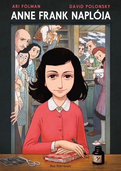 Anne Frank naplója - képregény