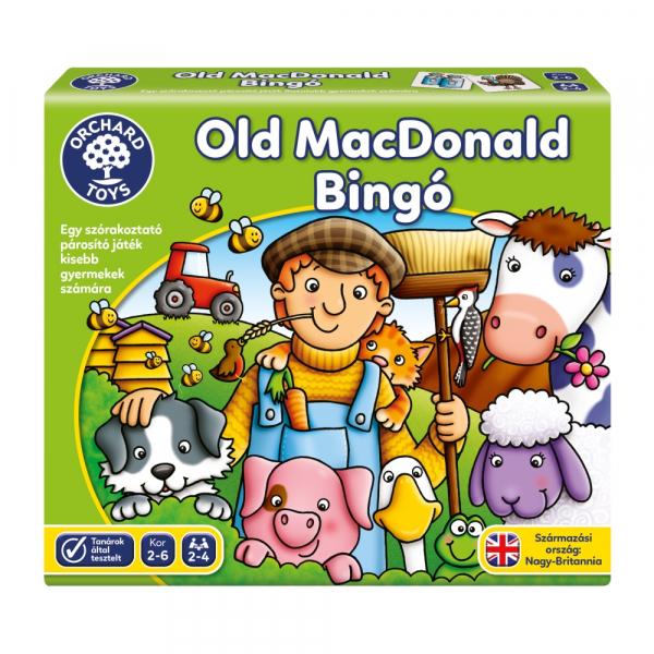 Old MacDonald Bingó