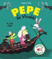 Pepe és Vivaldi - Zenélő könyv