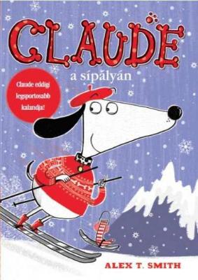 Claude a sípályán
