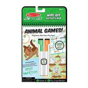 Letörölhető lapok - Állati játékok