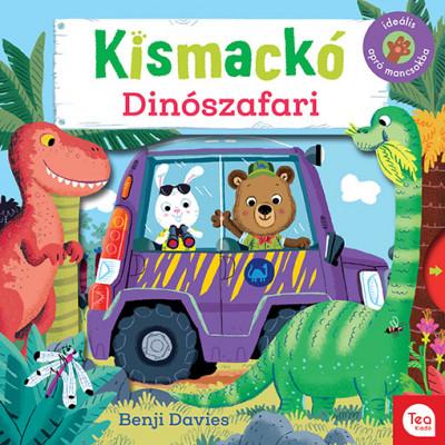 Kismackó - Dinószafari