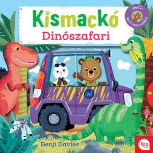 Kismackó - Dinószafari - Kismackó