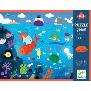 Óriás puzzle - A tenger alatt