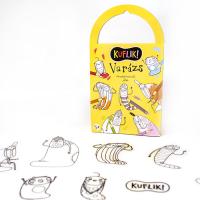 Kuflik! - Varázs készségfejlesztő játék