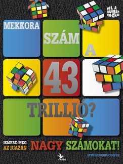Mekkora szám a 43 trillió? - Ismerd meg az igazán nagy számokat!
