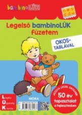 Legelső bambinoLÜK füzetem okostáblával - bambinoLÜK