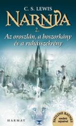 Narnia krónikái 2. - Az oroszlán, a boszorkány és a ruhásszekrény - Illusztrált kiadás