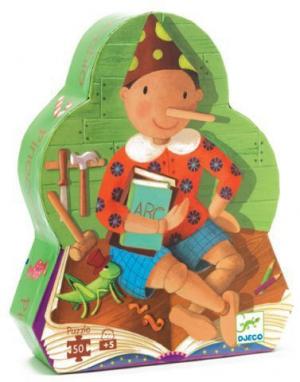 Pinocchio - 50 darabos kirakó