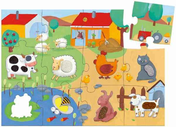 Óriás puzzle - Tanya
