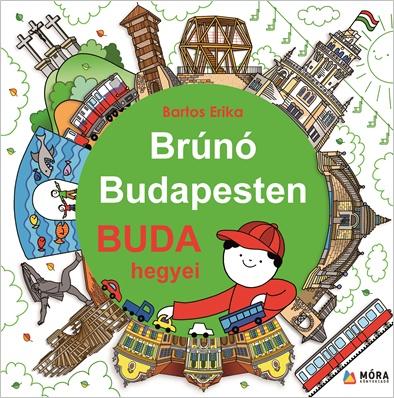 Buda hegyei - Brúnó Budapesten 2.