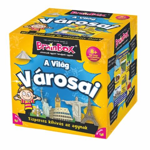 Brain Box - A világ városai