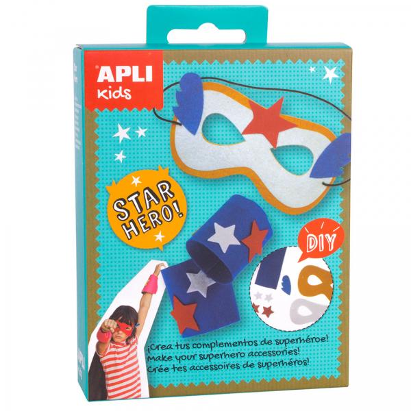 Mini Kit maszk készítő - Csillagok