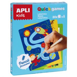 Mini játékok kicsiknek - Labirintus
