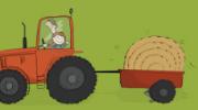 Maszat a tanyán