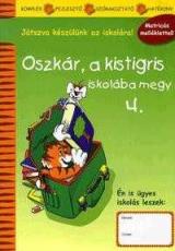 Oszkár, a kistigris iskolába megy 4.