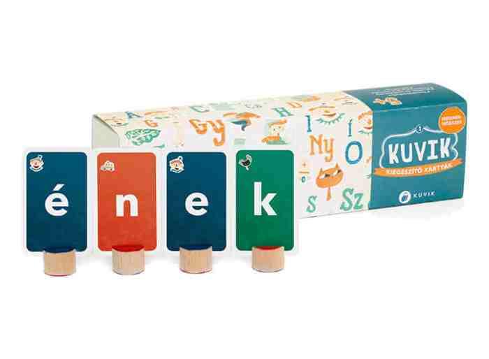 Kuvik - Kiegészítő kártyák - Meixner-módszer