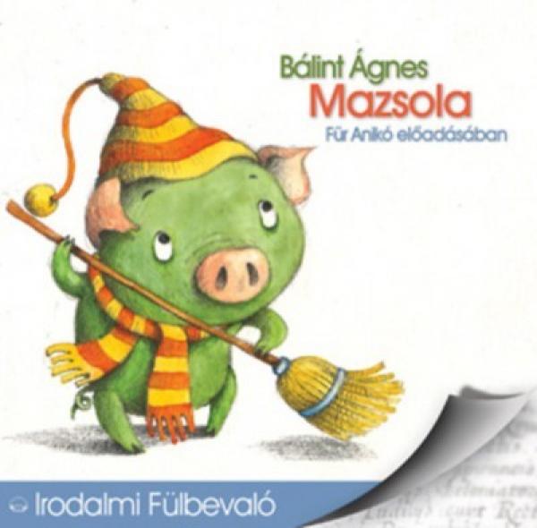 Mazsola - hangoskönyv