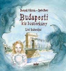 Budapesti kis boszorkány - Lizi kalandjai