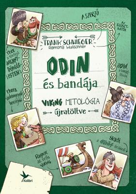 Odin és bandája - Viking mitológia újratöltve