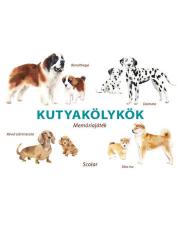 Kutyakölykök - Párosító és memóriajáték