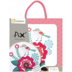 Pix keretben - Rózsa