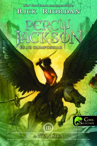 Percy Jackson és az olimposziak 3. - A titán átka (puha)