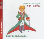 A kis herceg - Hangoskönyv - Mojzer