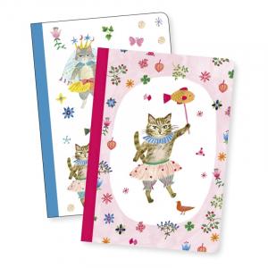 Jegyzetfüzet csomag - Cicák