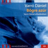 Bögre azúr - Hangoskönyv - Varró Dániel előadásában