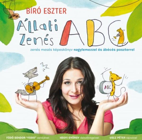 Bíró Eszter - Állati zenés ABC