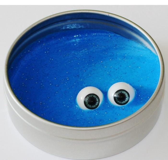 Intelligens Gyurma - Szörnyek - kék