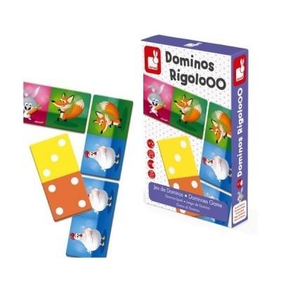 Dominos Rigolooo - domino játék