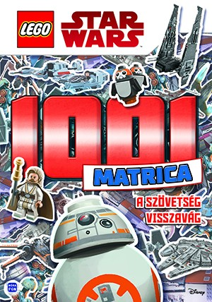 LEGO Star Wars - 1001 Matrica - A Szövetség visszavág