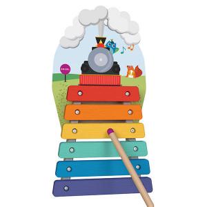 Vertiplay Musical - Railtrack - xylofon