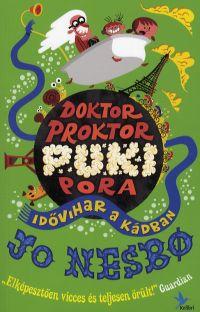 Doktor Proktor pukipora 2. - Idővihar a kádban