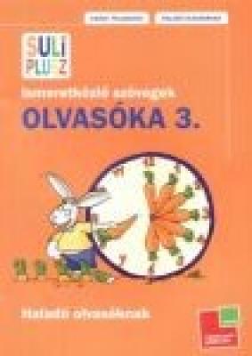Suli Plusz Olvasóka 3. - Ismeretközlő szövegek