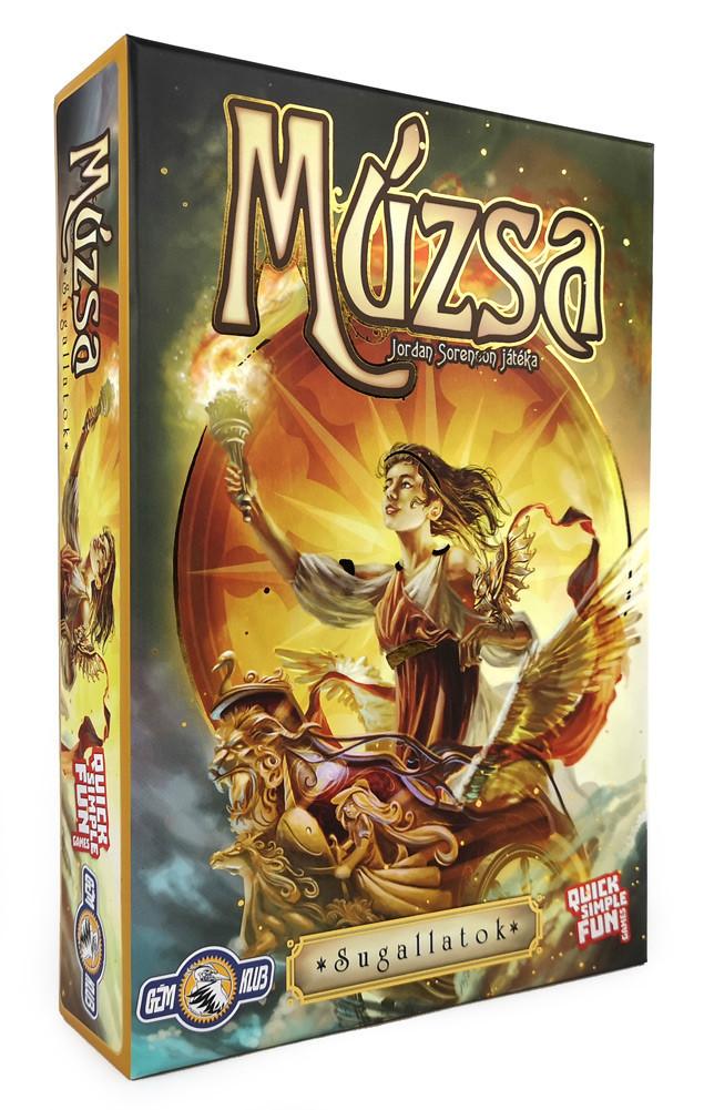 Múzsa - Sugallatok