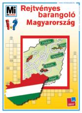 Mi Micsoda - Rejtvényes barangoló - Magyarország