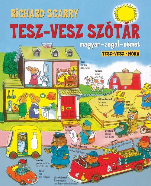 Tesz-Vesz szótár