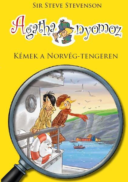 Agatha nyomoz 10. - Kémek a Norvég tengeren